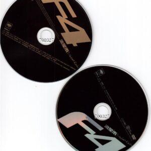 F4 - 流星雨 CD