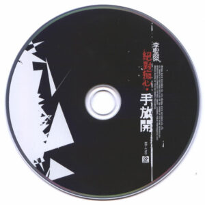 李聖傑 - 絕對痴心·手放開 CD