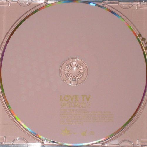 群星 - LOVE TV情歌精選2 CD