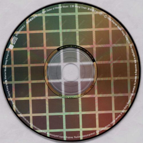 王傑 - 誰明浪子心 CD