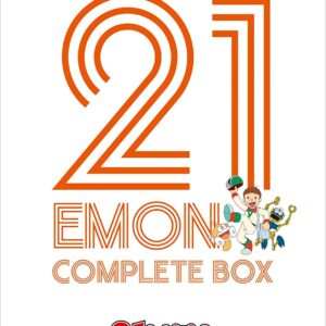 21 Emon DVD Box 1