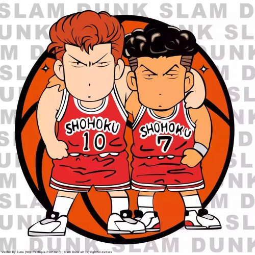 Slam Dunk DVD 2