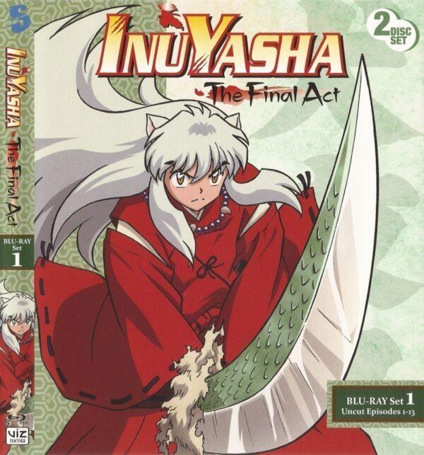 InuYasha The Final Act Box 1