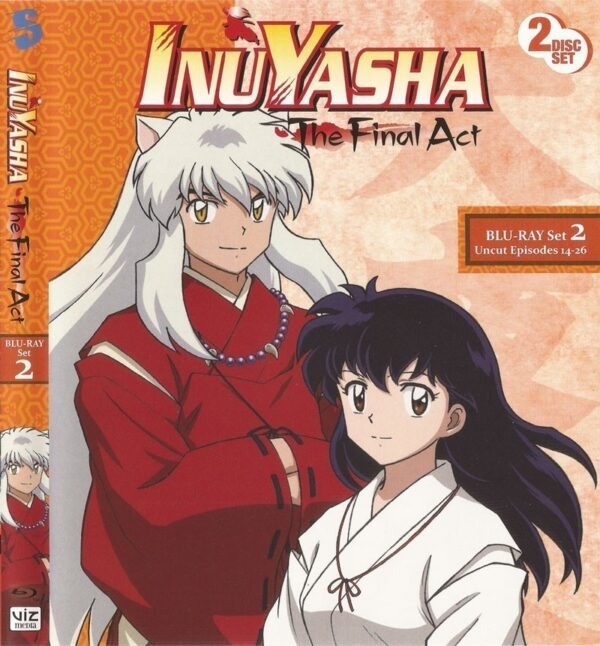 InuYasha The Final Act Box 2