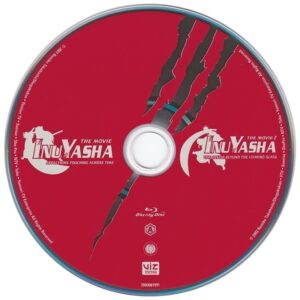 Inuyasha The Movie The Complete Collection Disc 1
