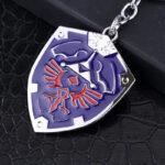 MK00001 – Móc khóa khiên Hylian Shield series game The Legend of Zelda (7)