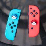 Núm bọc Pokeball cho analog của Joy-Con – Nintendo Switch (7)