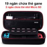 Túi cứng chống sốc siêu cao kiêm đế dựng cho Nintendo Switch (2)