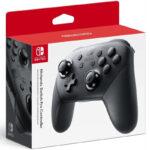 Tay cầm không dây Pro Controller chính hãng Nintendo (1)