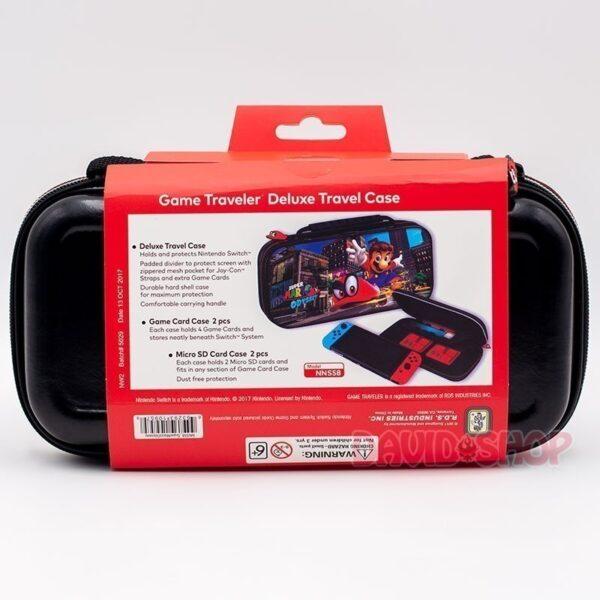 Túi chống sốc, chống nước Game Traveler cho Nintendo Switch (5)