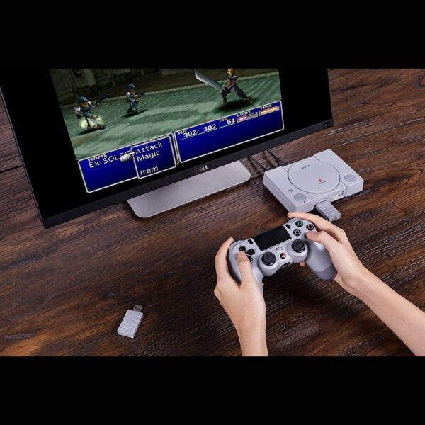 8bitdo USB Wireless Adapter phiên bản PS Classic (3)