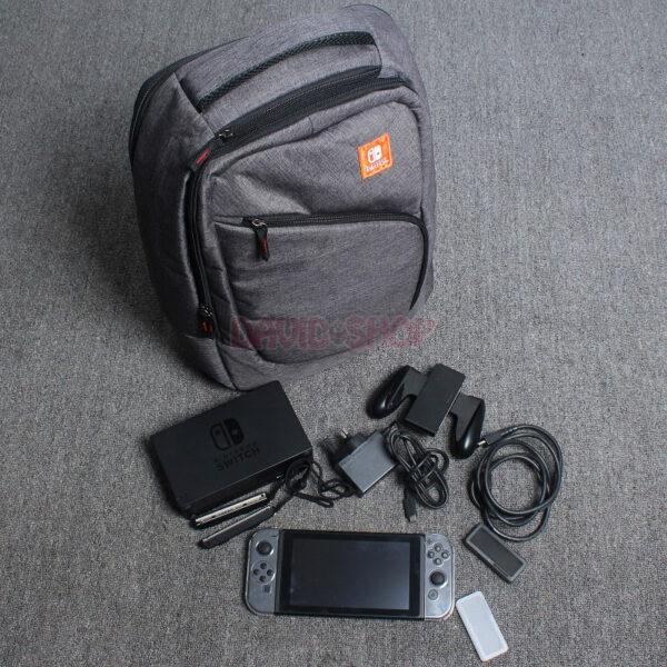 Ba lô du lịch chống sốc chứa hết máy và phụ kiện cho Nintendo Switch (1)