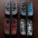 Case TPU dẻo cán lồi hoa văn Zelda, Super Mario, Splatoon 2 cho Joy-Con – Nintendo Switch (4)