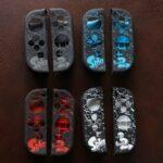 Case TPU dẻo cán lồi hoa văn Zelda, Super Mario, Splatoon 2 cho Joy-Con – Nintendo Switch (5)
