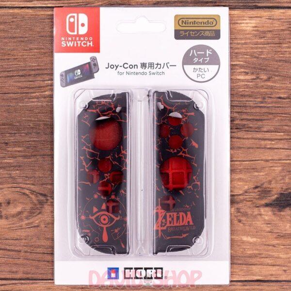 Case TPU dẻo cán lồi hoa văn Zelda, Super Mario, Splatoon 2 cho Joy-Con – Nintendo Switch (9)