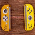 Case TPU dẻo cán lồi Pikachu Eevee cho Joy-Con – Nintendo Switch (4)