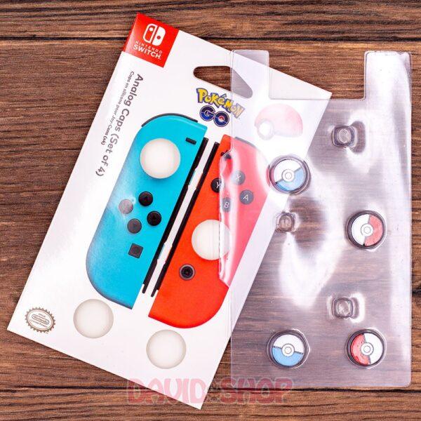 Núm bọc Pokémon GO cho Analog của Joy-Con – Nintendo Switch (2)