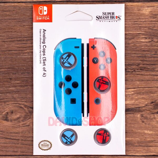 Núm bọc Super Smash Bros. cho Analog của Joy-Con – Nintendo Switch (1)