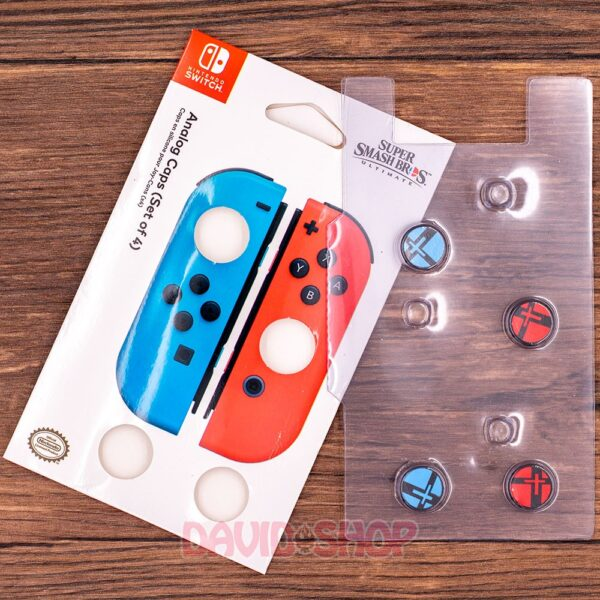 Núm bọc Super Smash Bros. cho Analog của Joy-Con – Nintendo Switch (2)