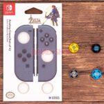 Núm bọc The Legend of Zelda Breath of the Wild cho Analog của Joy-Con – Nintendo Switch (3)