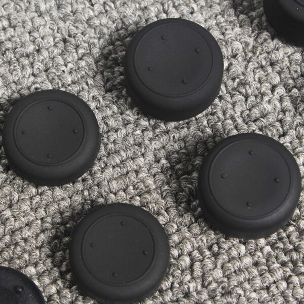 Bộ 4 cặp núm bọc chiều cao tăng dần cho Analog của tay cầm DualShock 4 – PlayStation 4 (4)