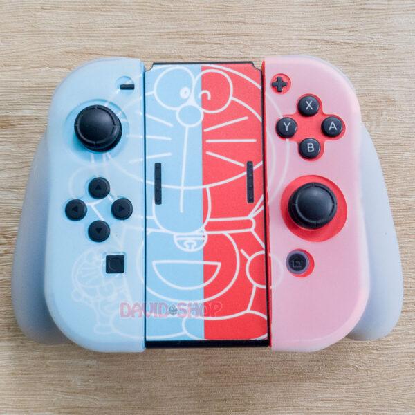 Case TPU dẻo cho Joy-Con khi gắn Handgrip zin – Nintendo Switch (10)