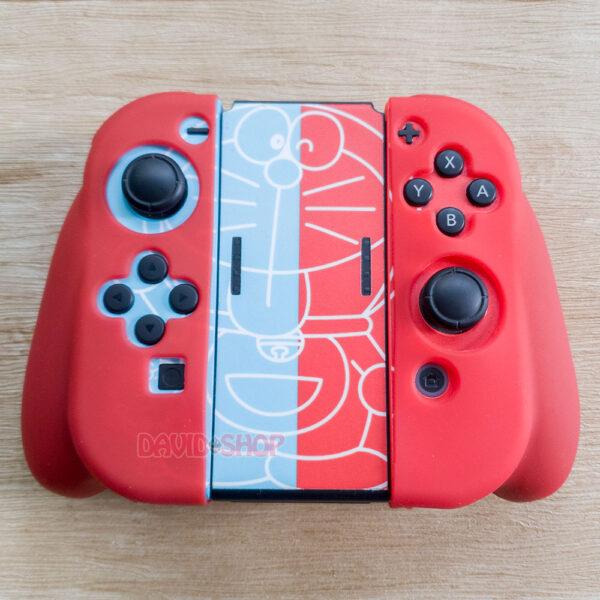 Case TPU dẻo cho Joy-Con khi gắn Handgrip zin – Nintendo Switch (2)