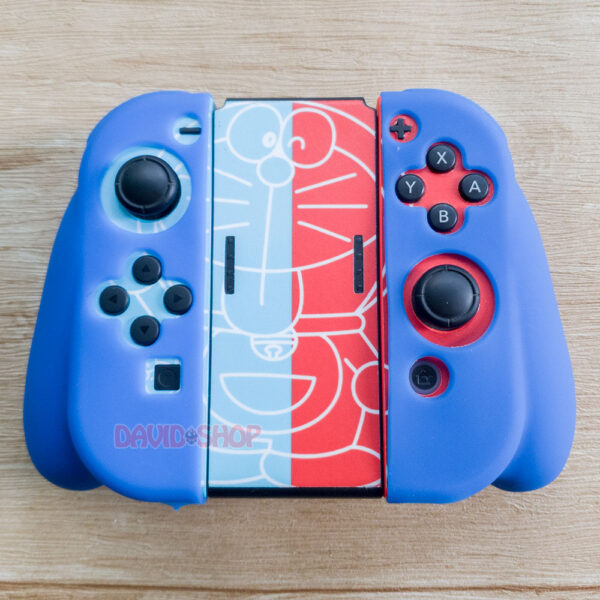 Case TPU dẻo cho Joy-Con khi gắn Handgrip zin – Nintendo Switch (4)