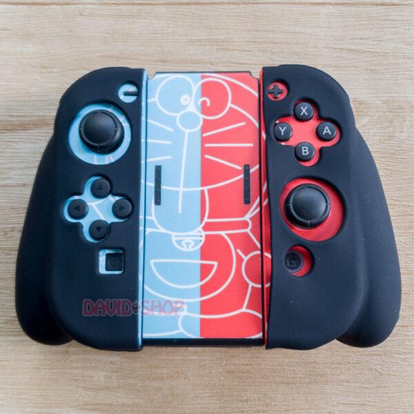 Case TPU dẻo cho Joy-Con khi gắn Handgrip zin – Nintendo Switch (6)