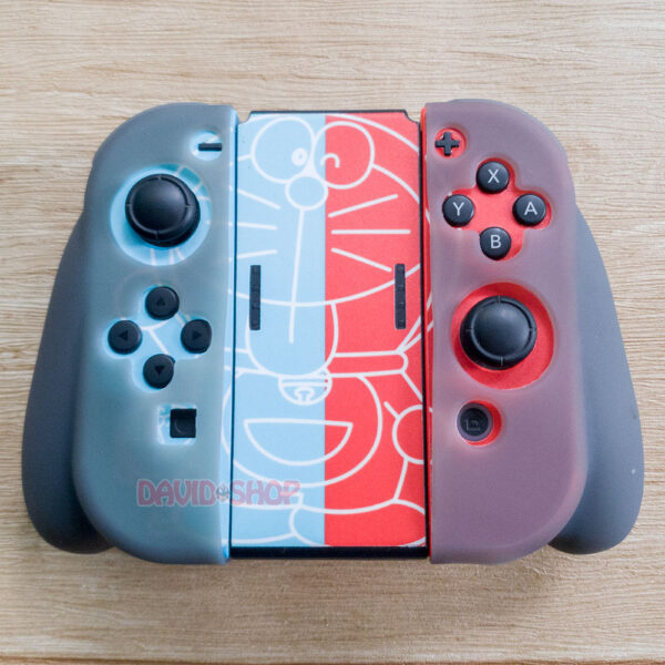 Case TPU dẻo cho Joy-Con khi gắn Handgrip zin – Nintendo Switch (8)