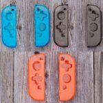 Case TPU dẻo trong suốt nhiều màu cho Joy-Con – Nintendo Switch (0)