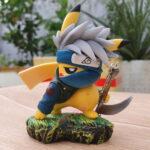 Figure Pikachu Kakashi (2)