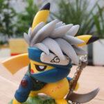 Figure Pikachu Kakashi (7)