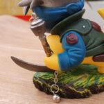 Figure Pikachu Kakashi (9)