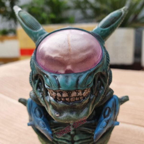 Figure Pikachu Xenomorph (Alien) – Màu lam (10)