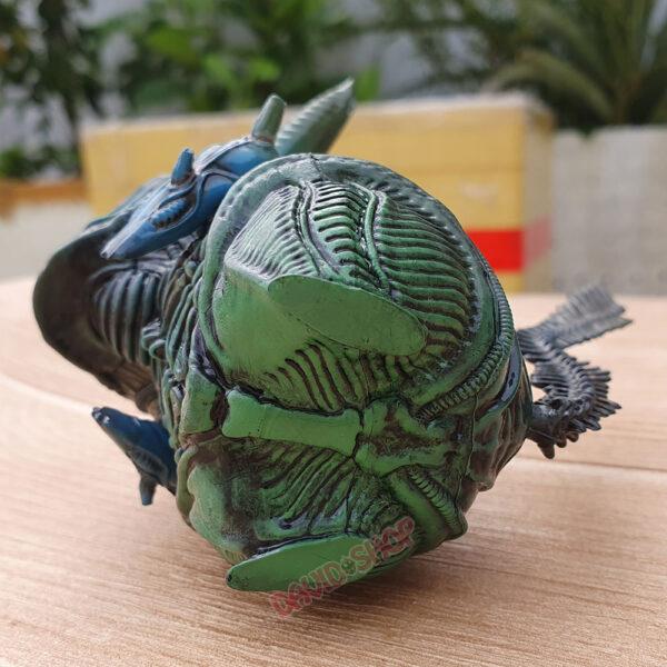 Figure Pikachu Xenomorph (Alien) – Màu lam (11)