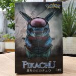 Figure Pikachu Xenomorph (Alien) – Màu lam (12)
