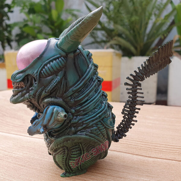 Figure Pikachu Xenomorph (Alien) – Màu lam (4)