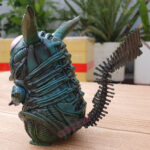 Figure Pikachu Xenomorph (Alien) – Màu lam (5)