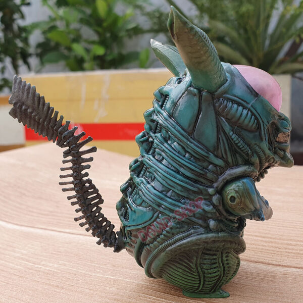 Figure Pikachu Xenomorph (Alien) – Màu lam (8)