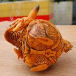 Figure Pikachu Xenomorph (Alien) – Màu vàng (10)