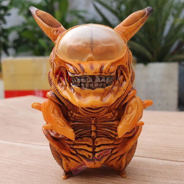 Figure Pikachu Xenomorph (Alien) – Màu vàng (2)