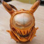 Figure Pikachu Xenomorph (Alien) – Màu vàng (9)