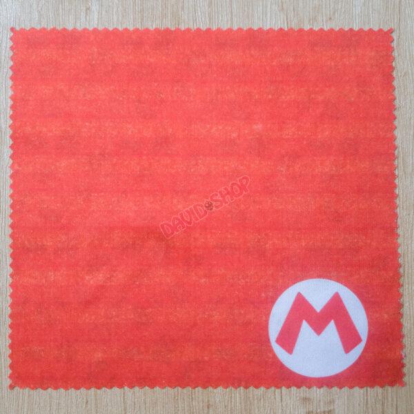 Khăn lau kính hoa văn game cho máy Nintendo Switch (3)