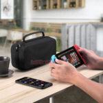 Túi cứng chống sốc siêu cao kiêm đế dựng cho Nintendo Switch #2 (14)