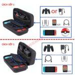 Túi cứng chống sốc siêu cao kiêm đế dựng cho Nintendo Switch #2 (2)