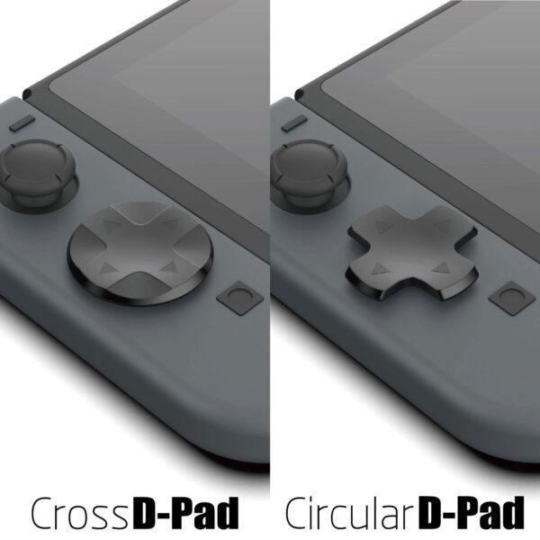 Skull & Co. D-Pad Button Cap Set cho tay cầm Joy-Con – Nintendo Switch (3)