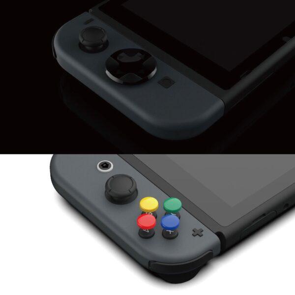 Skull & Co. D-Pad Button Cap Set cho tay cầm Joy-Con – Nintendo Switch (5)