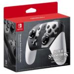 Tay cầm không dây Pro Controller bản Super Smash Bros. Ultimate chính hãng Nintendo (1)